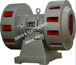 HDT-1600 Horizontal Three Phase Siren