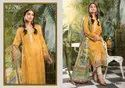 HEAVY LAWN COTTON EMBROIDERY SUIT