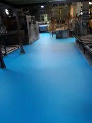 PU Based Floor Coating Service