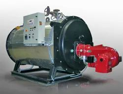Gas Fired 50,000 Kcal/hr Hot Water Generator IBR Approved