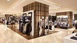 1 Week Garment Shop Furniture Designer Services
