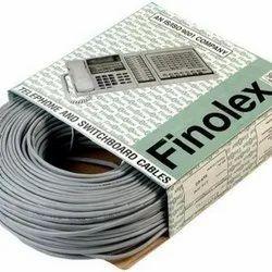 Finolex Telephone Wires 2 Pair (dia 0.5mm)