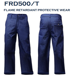 Flame Retardant Protective Trouser - Frd/500-T