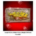 Golden Horse Frame