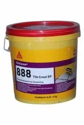 SikaCeram 888 Tile Grout EP, Joint Width: 1-20 mm