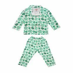 Full Sleeve Cotton Night Suits For Unisex