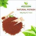 Natural Potash Fertilizers