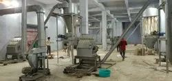 Rice Husk mill