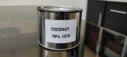 Coconut resin