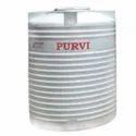 5000 L Triple Layer LLDPE Water Tank