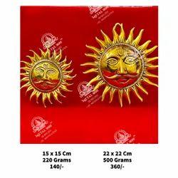 Sun Surya Idol Wall Hanging