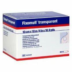 Color: Transperant BSN Medical Fixomull Transparent (10cm X 10m)