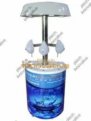 Wall Mount Drinking Fountain And Bottle Filler