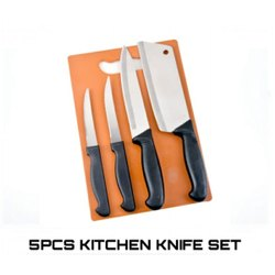 Stainless Steel SS Kitchen Knife Set