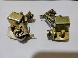 Steel Metal 0.5-1.5 Inch Carbon Brush Holders, For Motor, Holder Size: 10*12mm