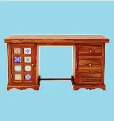 Seesham Wood Study Table