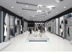 Shop Interior Design Service