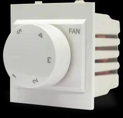 Weron Socket Type Fan Regulator, Number Of Modules: 2M, 100 W - 450 W