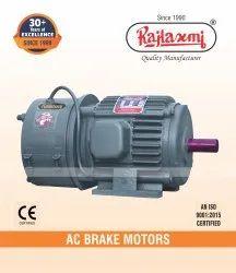 Three Phase Electric Brake Motor