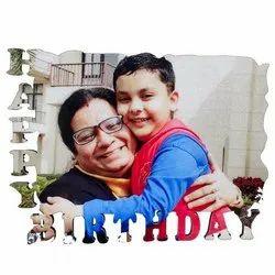 AHBM Happy Birthday Glitter Hardboard