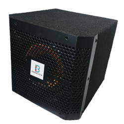 MDF + Plywood Bhopali Music Speaker Box