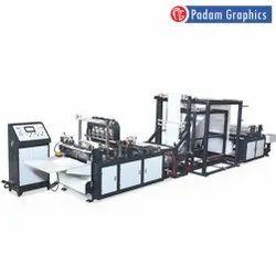 TRBM-D700 Automatic Non Woven Bag Making Machine