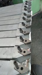 50mm Tungsten Carbide Sugarcane Grooving Tool Holder