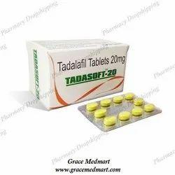 Tadasoft 20mg Tablets