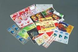 Self Adhesive Labels Stickers