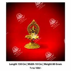 Ganesh Deepak Statue