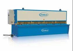 Hydraulic Iron Sheet Cutting Machine