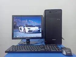 C2D Assemble Desktop Full kit, Windows 10, Model Name/Number: Zebion