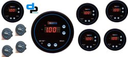 Sensocon Digital Differential Pressure Gauge Modal A1002-03