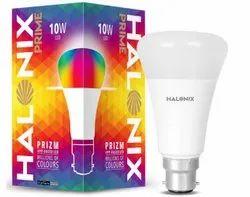 Multicolor Halonix 10 W Million Bulb