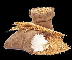 Indian Wheat Chakki Atta, Packaging Type: Bag