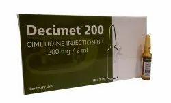 Cimetidine Injection BP (DECIMET 200)