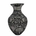 Silver Plated Antique Flower Vase For Wedding, Home, office