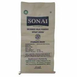 Milk Powder Packing HDPE Woven Laminated Bag