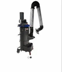 Industrial Chips Collector With Automatic Filter Cleaning System