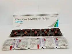 Albendazole 400MG + Ivermectin 6MG