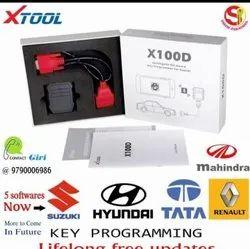 X Toolx 100 D