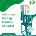 2 Blade Cashew Cutting Machine