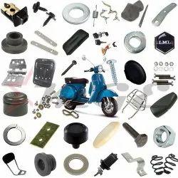Saddle - Back Rest Spare Parts For Vespa PX LML Star NV