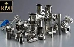 Stainless Steel Dairy Pipe Fittings