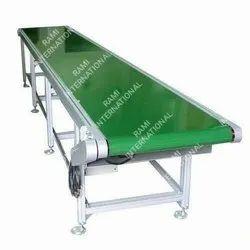 Fully Automatic Conveyor Belt System