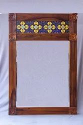 Wooden Wall Mirror Frame