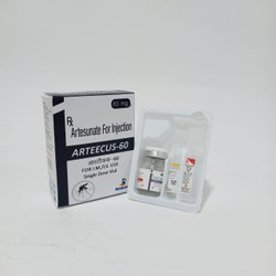 Arteecus Artesunate For Injection, 5 Ml, Prescription