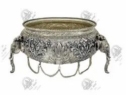 Elephant Silver Plated Artifacts