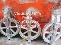 Single Sheave Aerial Roller 660 & 800 mm