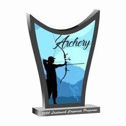MDF Sport Award Trophy